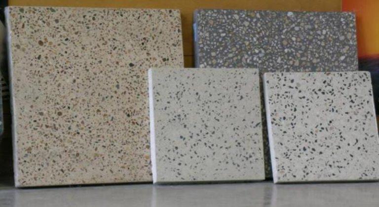 A beton összetevői
